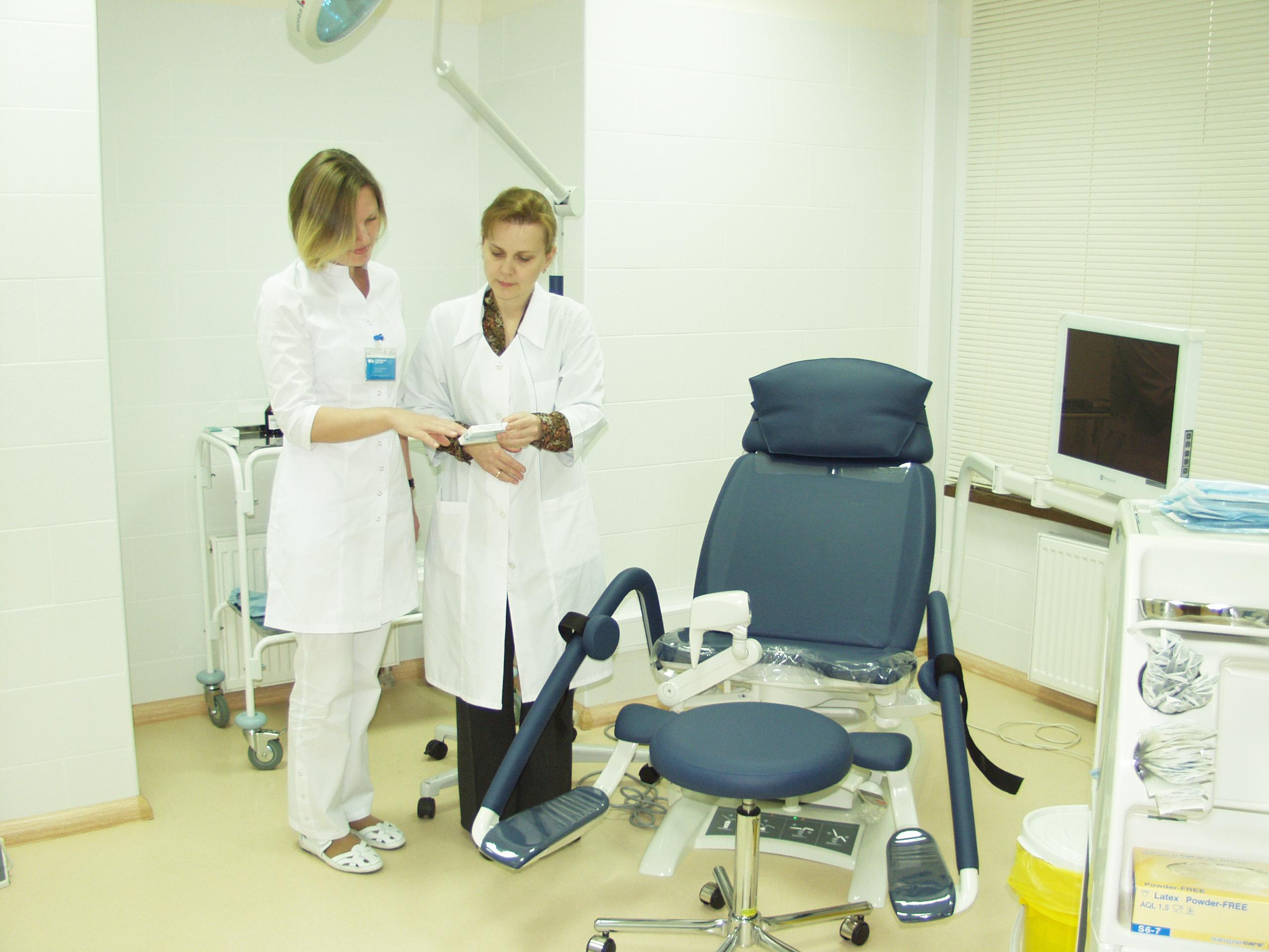 Прием гинеколога истории 26 фотография