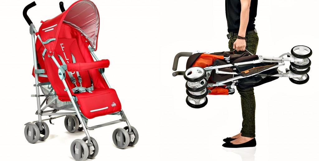 Какая коляска лучше прогулочная или трость