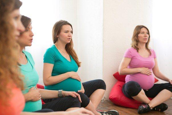 Занятия для беременных программа 1036