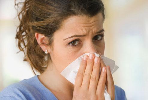 Что делать при признаках простуды при беременности
